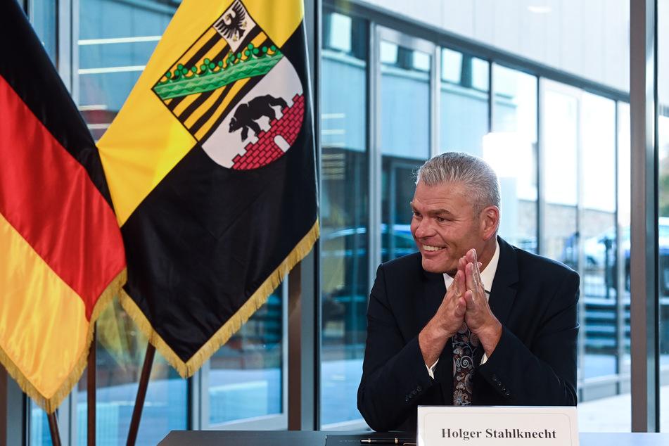 Hervorgebracht hatte den Entwurf Sachsen-Anhalts Innenminister Holger Stahlknecht.