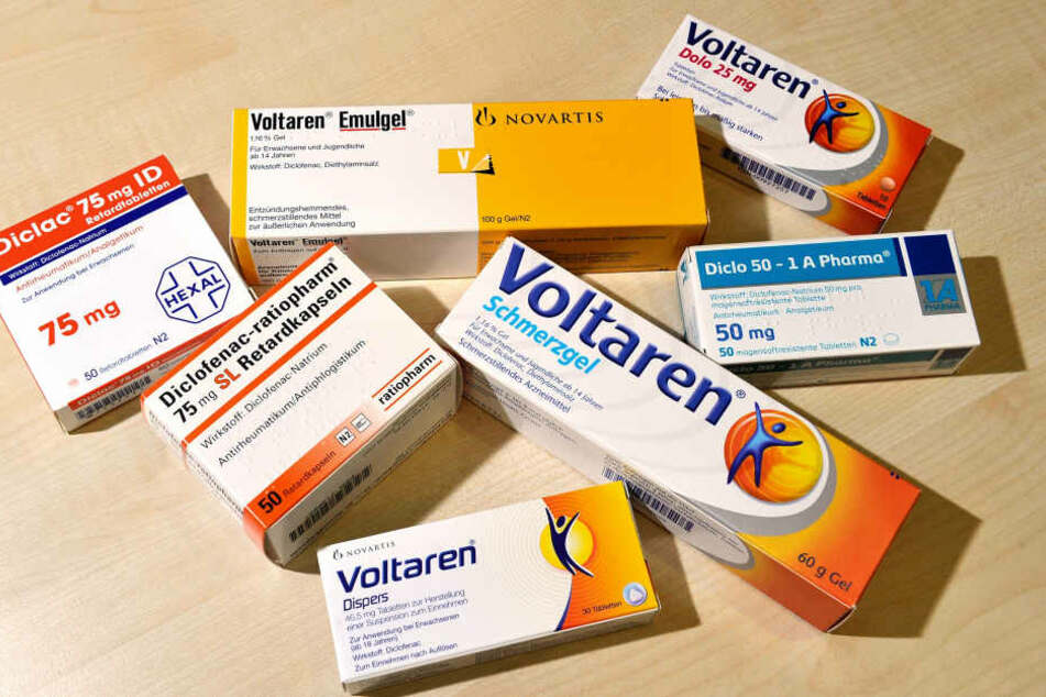 Arzneistoffe wie Ibuprofen und Diclofenac sind als Schmerzmittel sehr beliebt, erhöhen jedoch auch das Risiko für Herzstillstände.