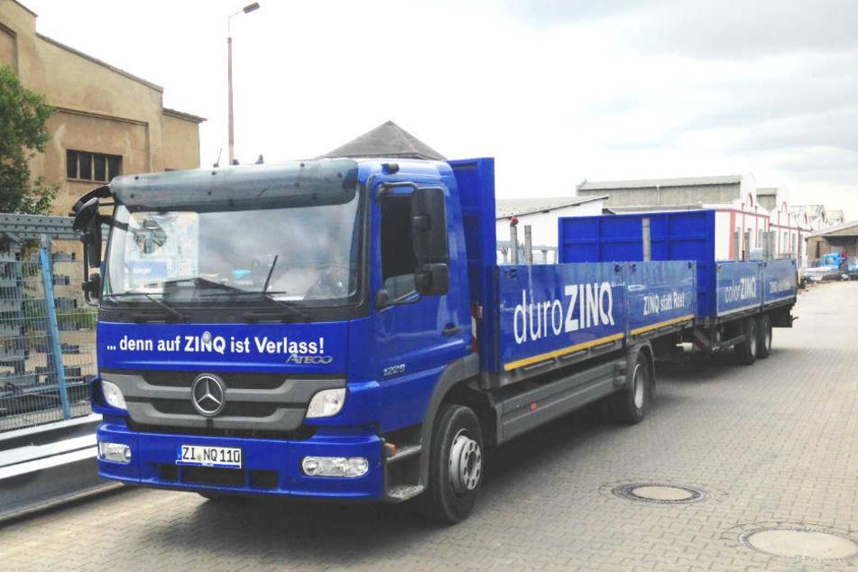 Mit diesem coolen Truck kannst Du bald auf Tour gehen.