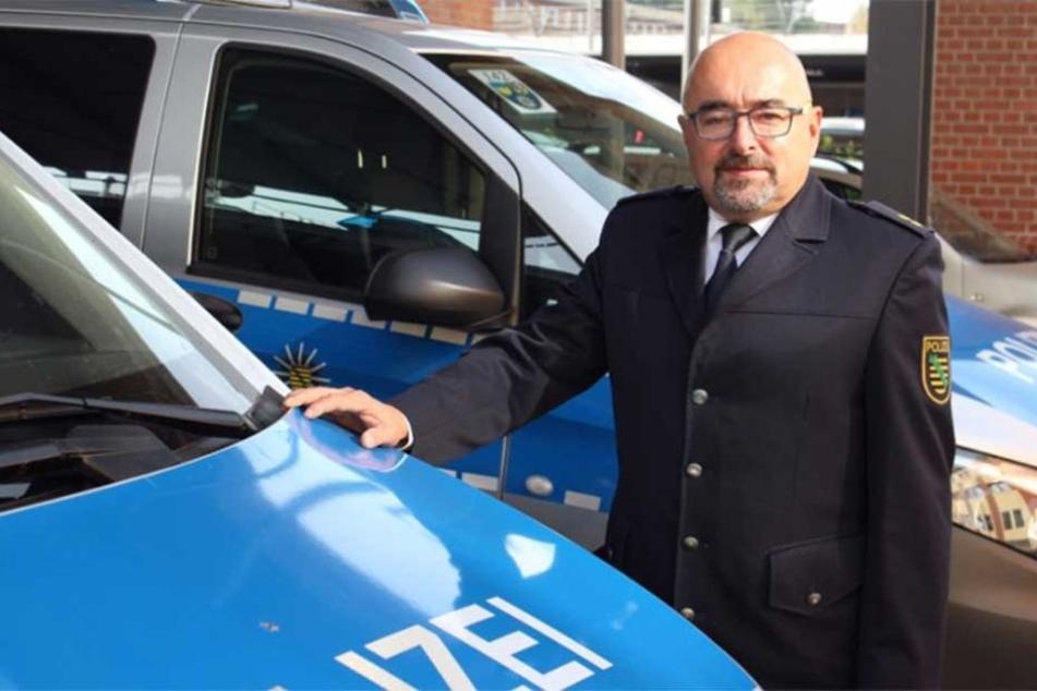 Mario Steiner ist Bautzens neuer Polizeichef.