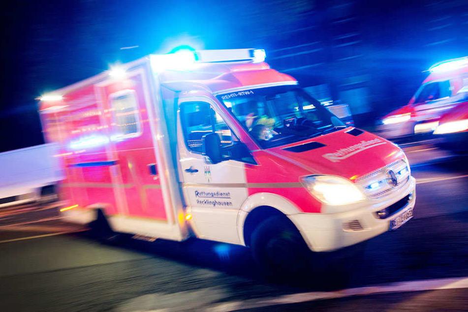Im Krankenhaus starb die 48-jährige Frau an ihren schweren Verletzungen.