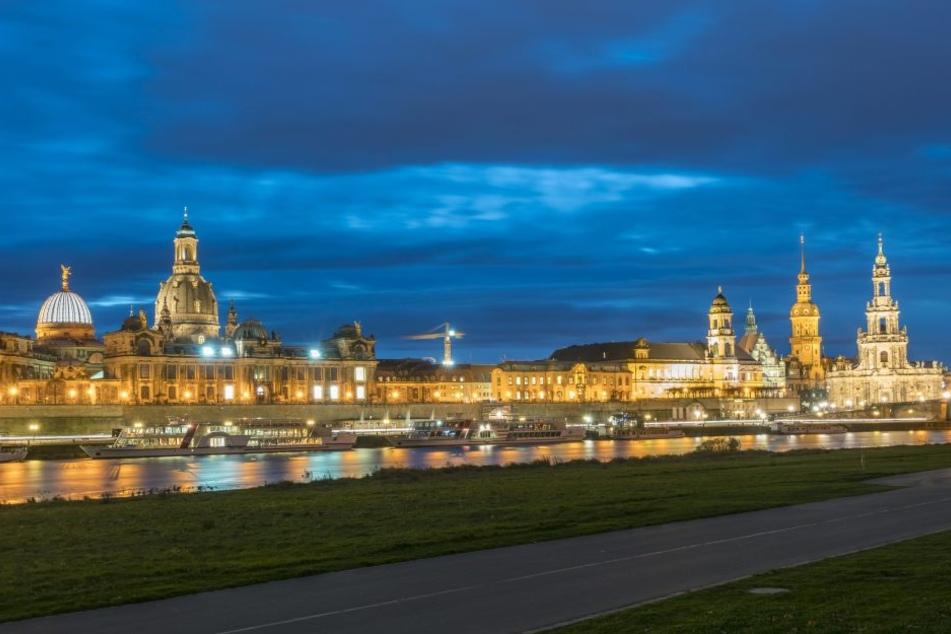"""Dresden macht noch immer der """"Pegida-Effekt"""" zu schaffen, die Tourismuszahlen sind leicht rückläufig."""