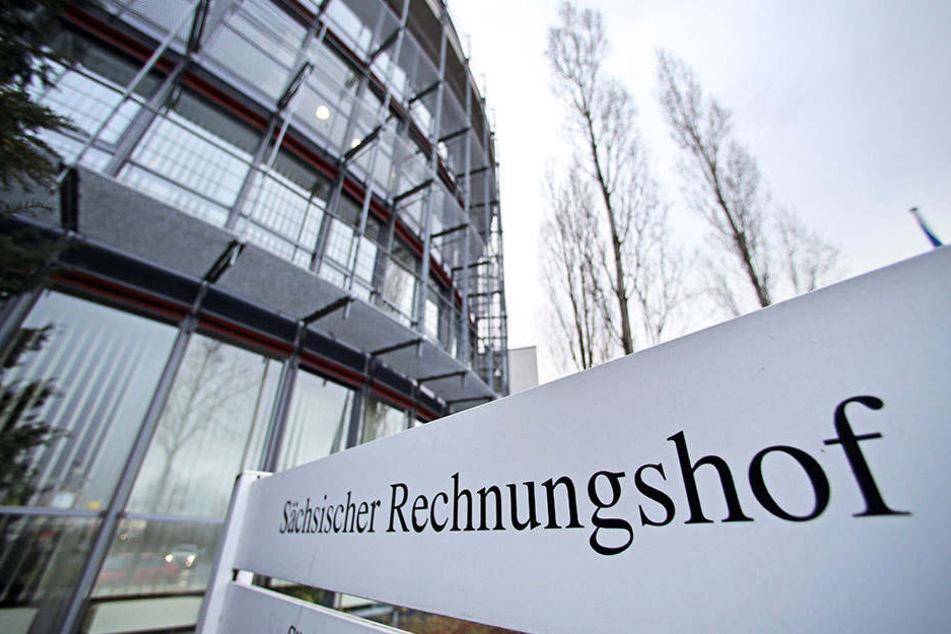 Umzug des Sächsischen Rechnungshofs verschlingt 18 Millionen Euro