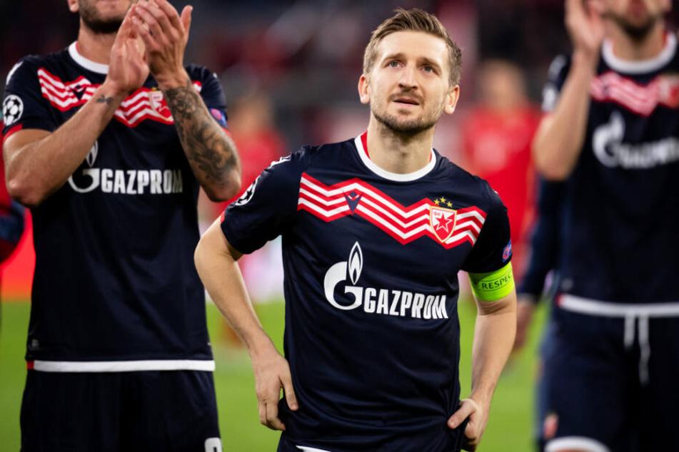 Marko Marin glänzte bei Roter Stern Belgrad: In 58 Einsätzen kam er auf elf Tore und 24 direkte Vorlagen.