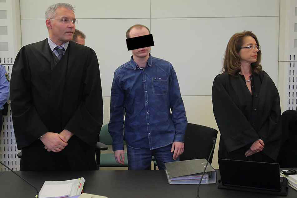 Nino K. droht eine lange Gefängnisstrafe. (Archivbild)
