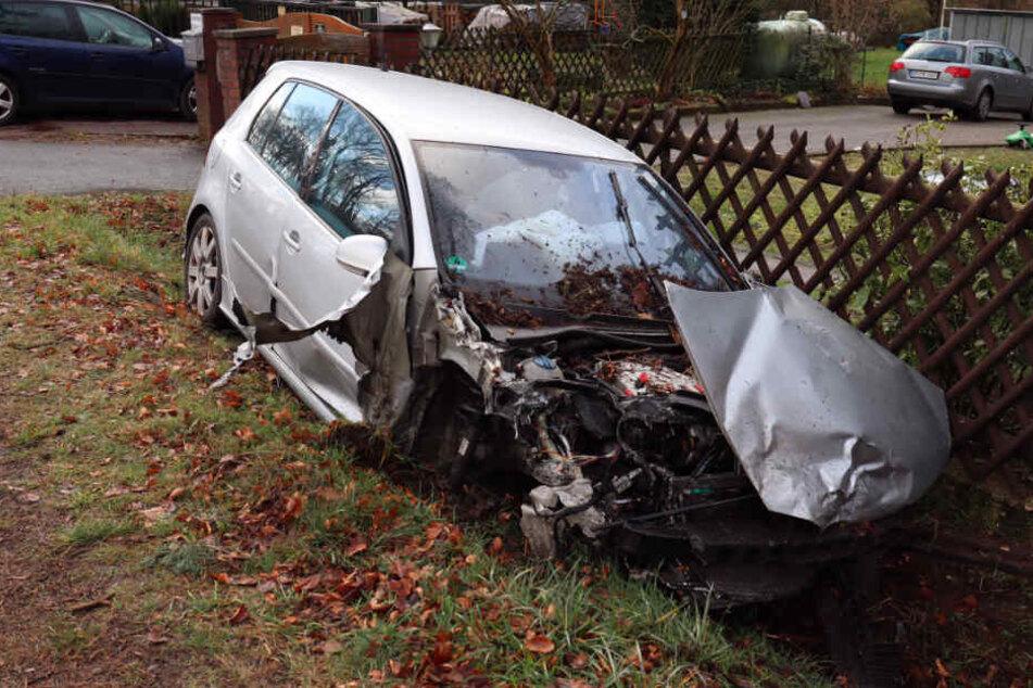 Schwerer Unfall am 1. Weihnachtsfeiertag: Insgesamt acht Verletzte!
