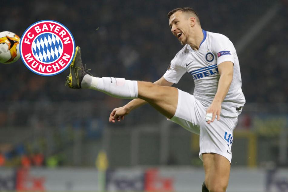 Perisic-Wechsel zum FC Bayern München soll vor dem Abschluss stehen