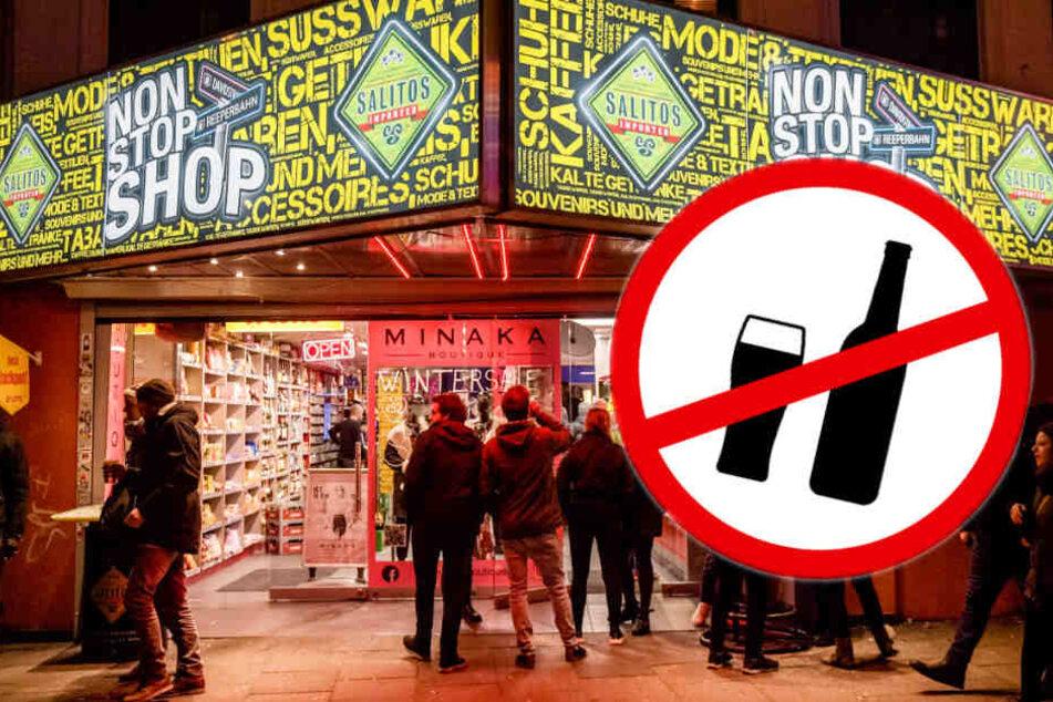 Kampf gegen's Cornern: Kommt jetzt das Verkaufsverbot für Alkohol?