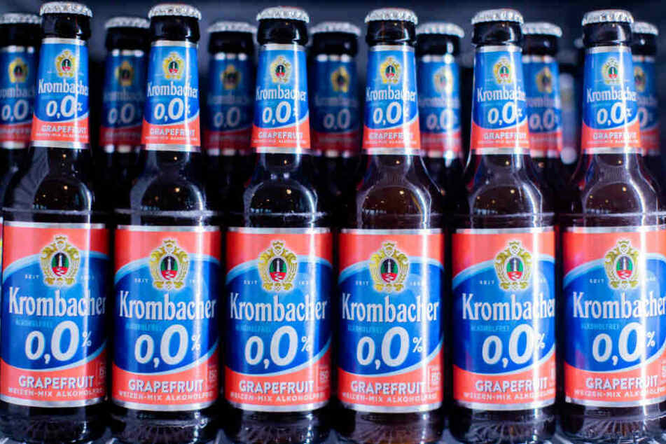 Krombacher setzt 2020 auf neue Produkte im alkoholfreien Bereich.