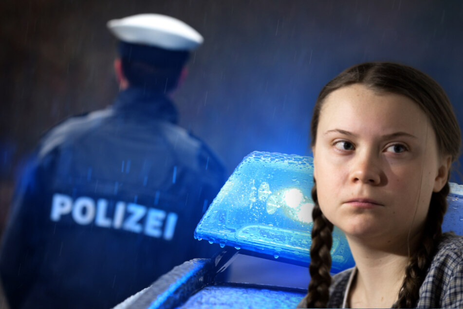 """""""Greta??? Nie gesehen..."""": Mann löst mit schlechtem Scherz Großfahndung der Polizei aus"""