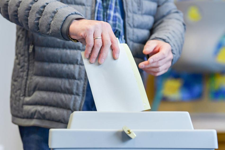 Probleme bei Wahlen sind in Frankfurt aktuell leider nichts Neues (Symbolbild).