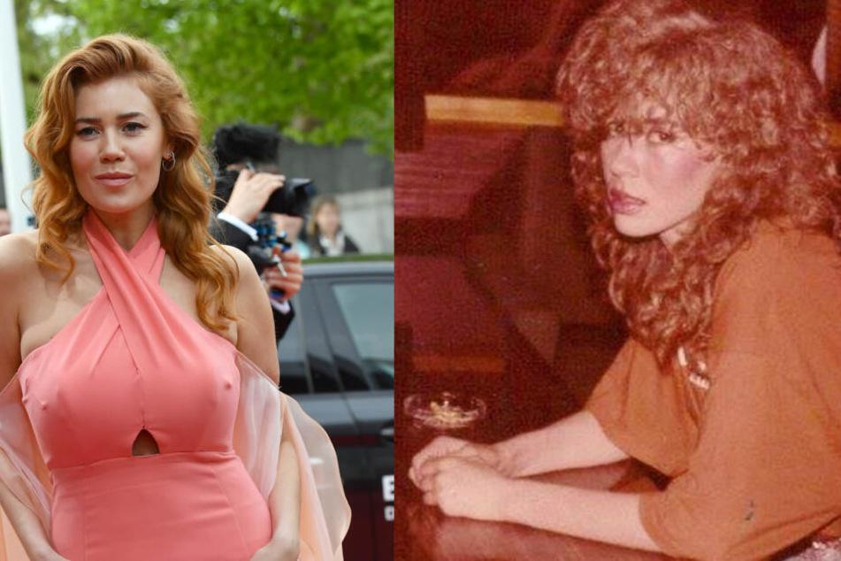 Wie aus dem Gesicht geschnitten: Palina Rojinski sieht ihrer Mutter verblüffend ähnlich!