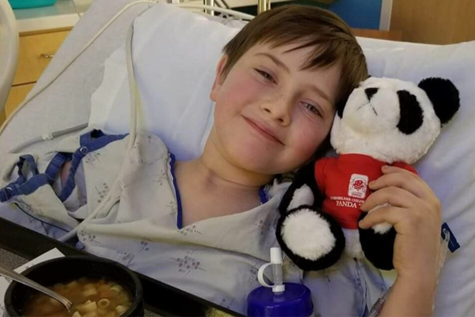 8- jähriger Junge von Bakterien aufgefressen