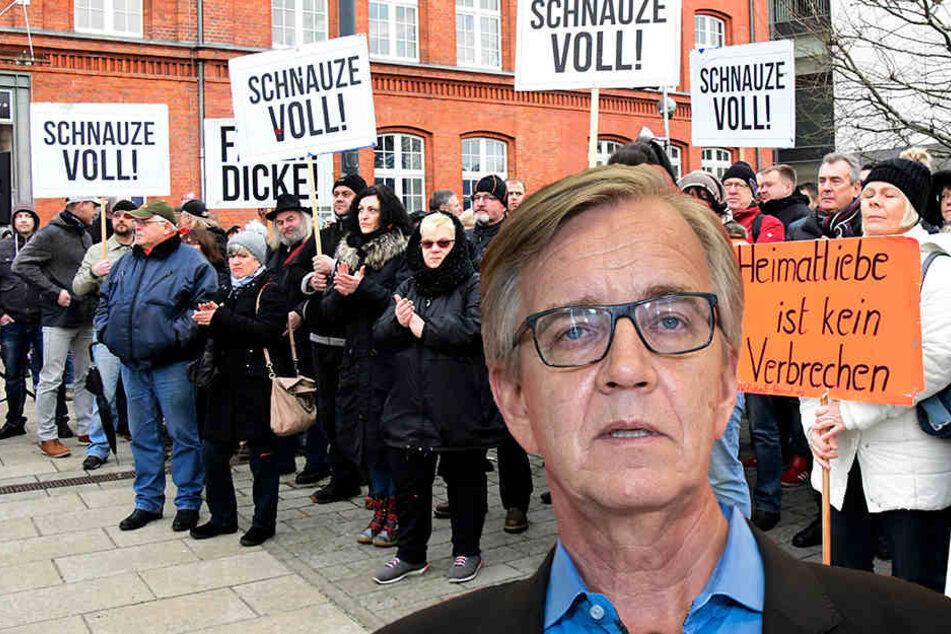 Linken-Chef Bartsch kritisiert Aufnahmestopp für Flüchtlinge in Cottbus scharf
