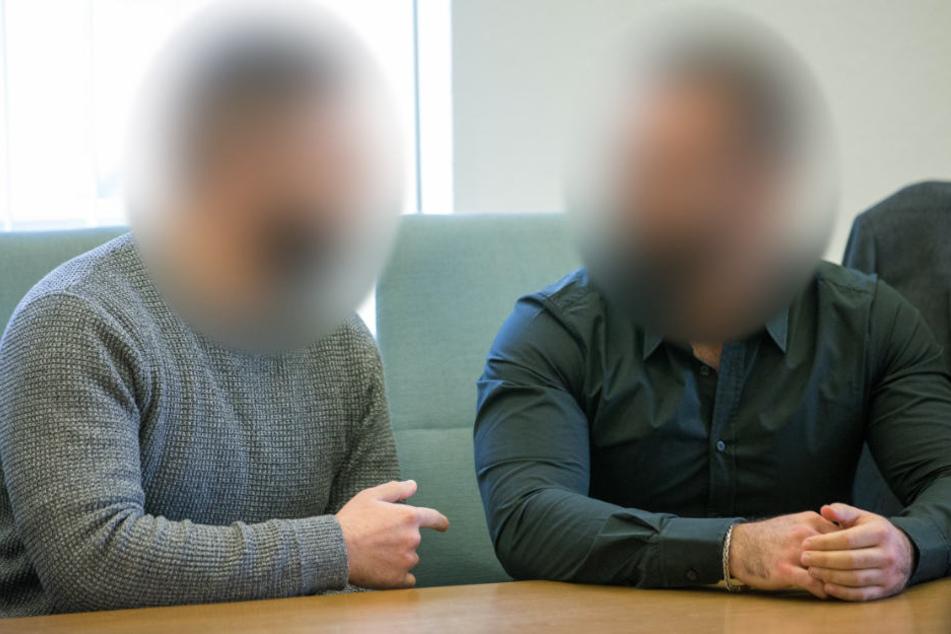 Die beiden Brüder müssen sich wegen fahrlässiger Tötung vor dem Amtsgericht Ibbenbüren verantworten.