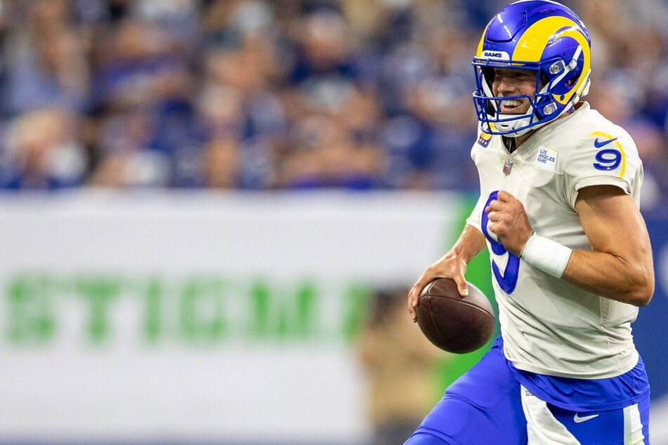 NFL: The Rams hold off the Seahawks to get back in the win column