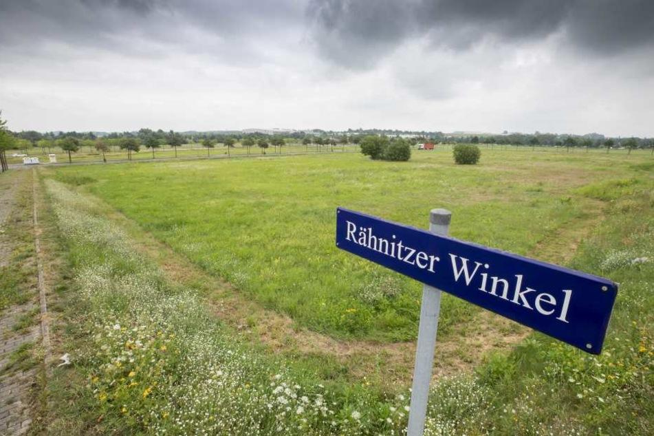 """Im Industriegebiet """"Airportpark"""" am Flughafen wollen sich Bosch und Philip Morris niederlassen."""