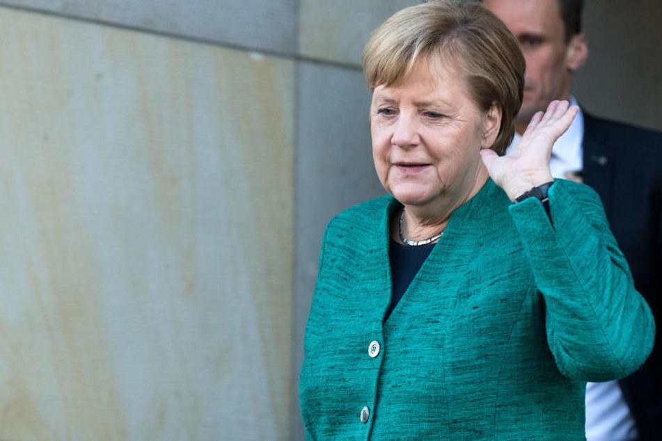 Der Rückhalt für die Bundeskanzlerin ist seit der Bundestagswahl deutlich gesunken.