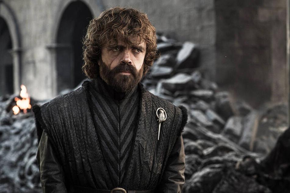 Tyrion Lennister (Peter Dinklage) hadert mit seinen Entscheidungen.