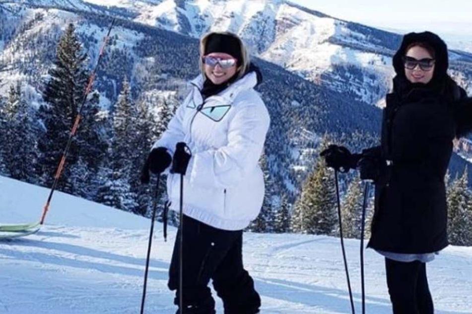 Da war alles noch im Lot! Winterurlaub in Aspen.