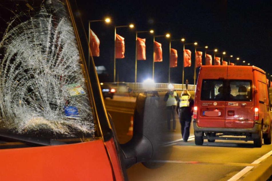 Schwer verletzt: Autofahrer erfasst Fußgänger auf Kölner Zoobrücke!