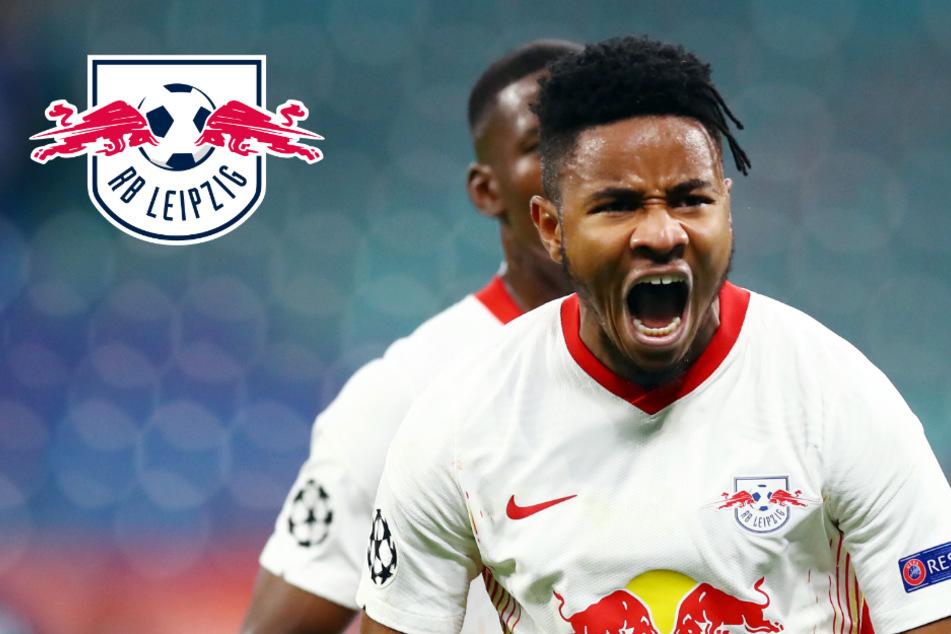 Verletzung überstanden! RB Leipzigs Nkunku schon fit für Wolfsburg?