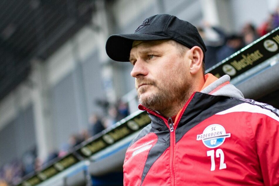 SCP-Trainer Steffen Baumgart sah eine engagierte Leistung seiner Mannschaft.