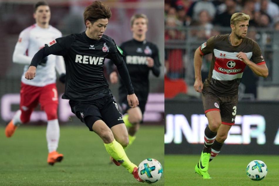 Während Yuya Osako (27) den FC verlässt, hat Lasse Sobiech (27) bis 2022 unterschrieben.