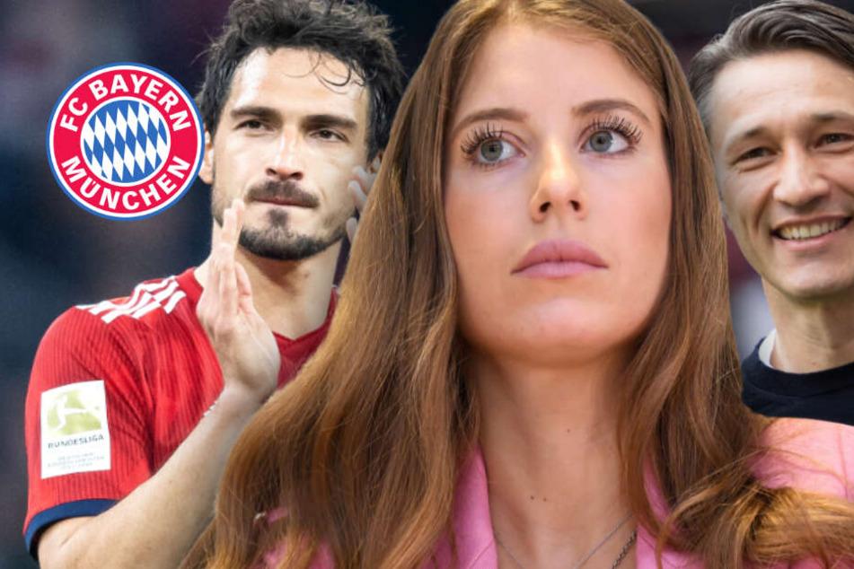 Bayern-Flucht von Mats? Cathy Hummels kontert Kovac-Statement