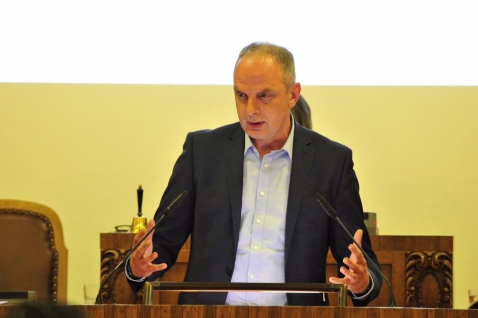SPD-Fraktions-Chef Detlef Müller (52)