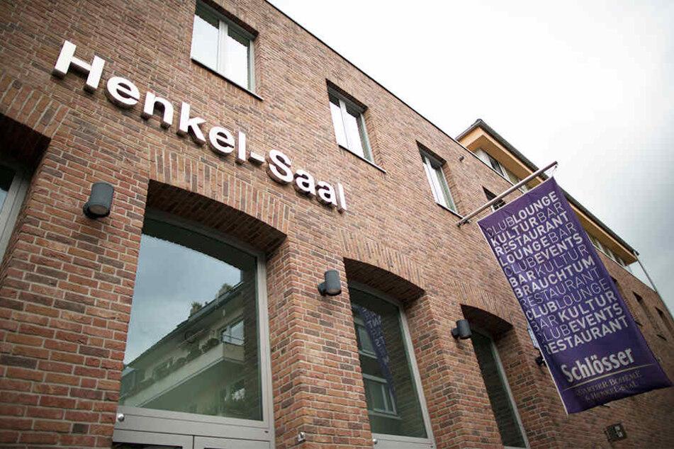 Nachdem die AfD klagte, darf sie jetzt im Düsseldorfer Henkel-Saal eine Kundgebung abhalten.