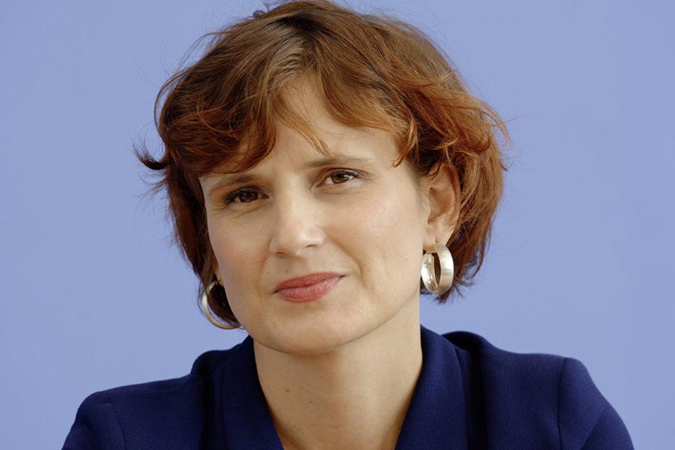 Katja Kipping wirft der Sächsischen Regierung Versagen vor.