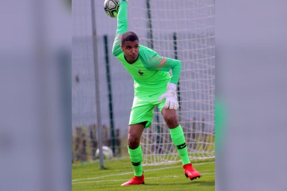 Amjhad Nazih (17) soll das Interesse von RB Leipzig und Schalke 04 geweckt haben.