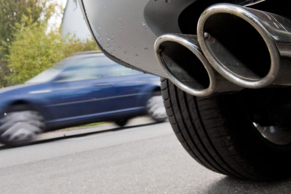 Das Verwaltungsgericht Wiesbaden hatte im September 2018 flächendeckende Diesel-Fahrverbote in Frankfurt angeordnet (Symbolbild).