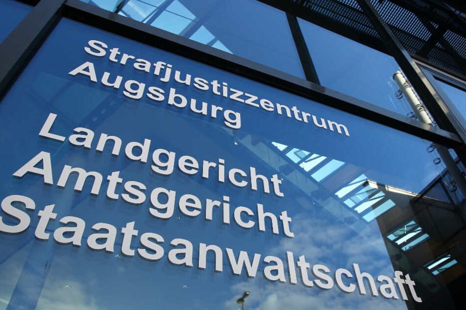 Das Landgericht in Augsburg ist für den Fall zuständig - und wird ein Urteil fällen.