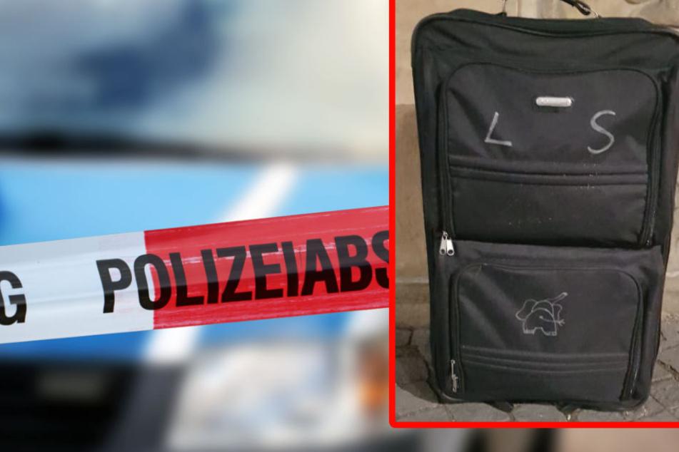 Nach dem Besitzer des Koffers wird jetzt gesucht.