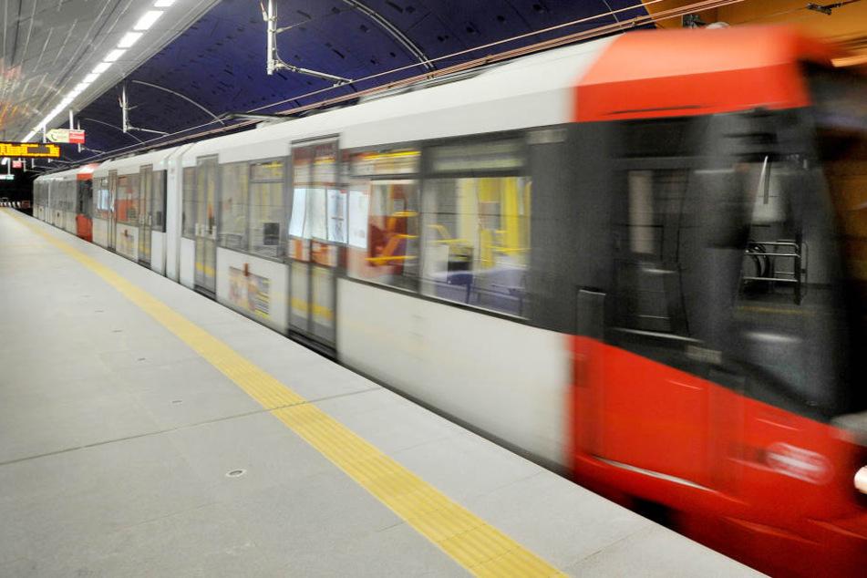 Die Kölner U-Bahn fährt seit 50 Jahren.
