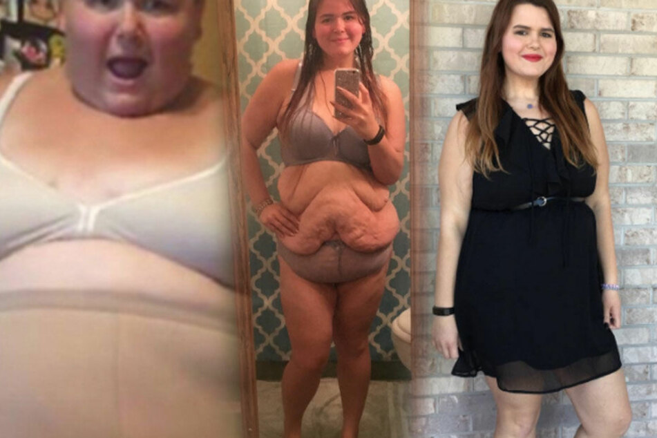 Sie nahm 90 Kilo ab! Nun zeigt sich Jessica gnadenlos ehrlich im Netz