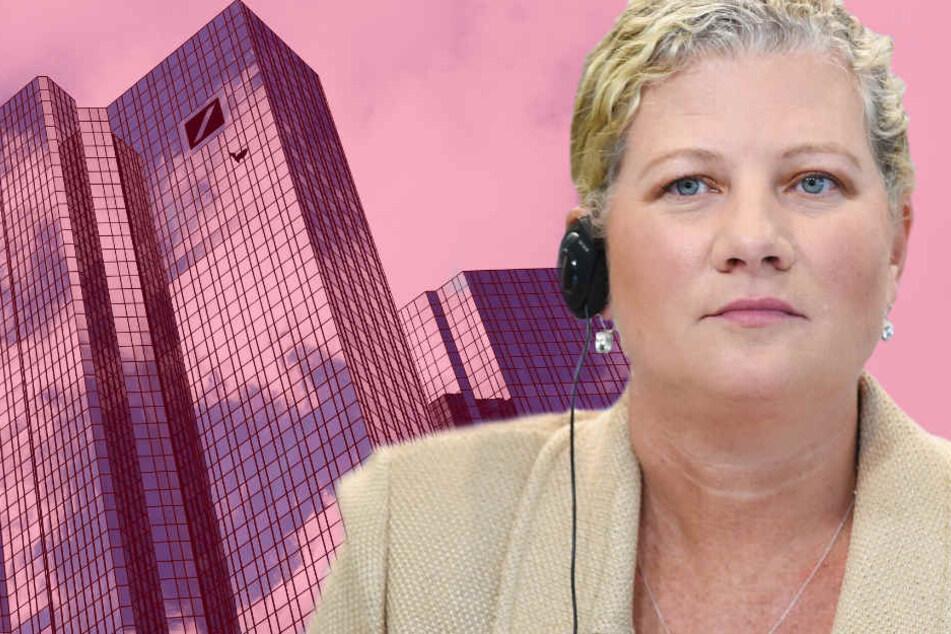 Deutsche Bank: IT-Vorstand Kim Hammonds tritt zurück