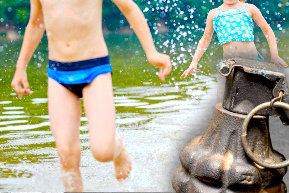 Zwei Kinder haben beim Schwimmen im See eine Handgranate entdeckt (Symbolbild).
