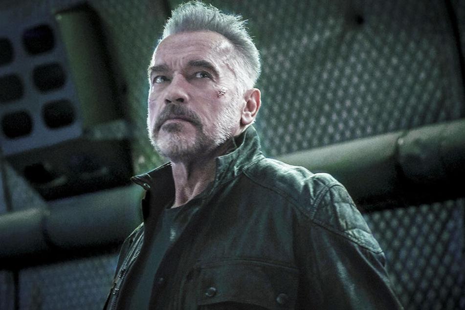 """Arnold Schwarzenegger wird in """"Terminator: Dark Fate"""" von Bernd Egger gesprochen."""