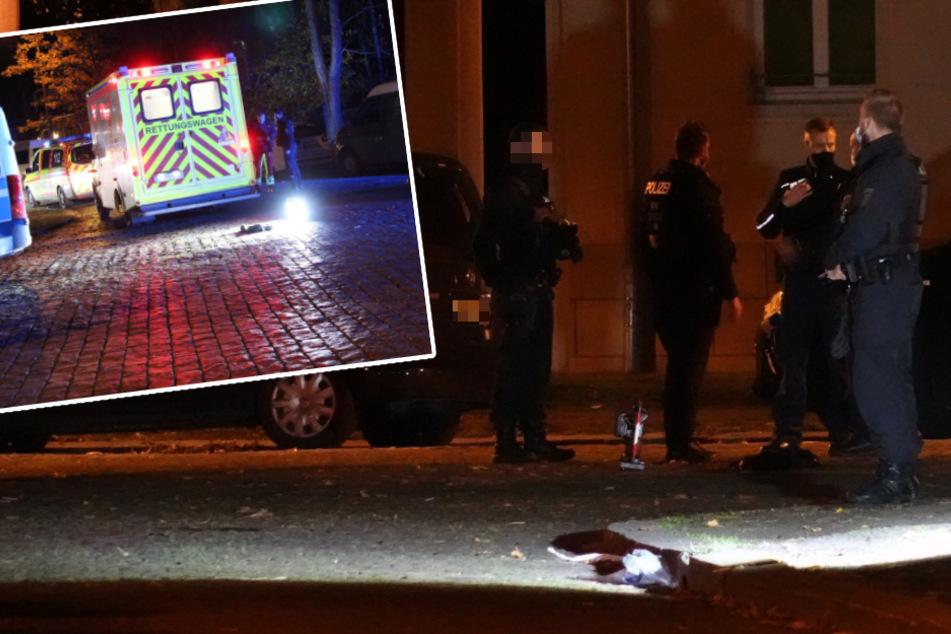 Polizeieinsatz in Neulindenau: Schon wieder Messer-Attacke in Leipzig!