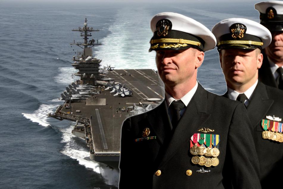 US Navy feuert Kapitän der Theodore, weil er wegen Corona Hilfe suchte