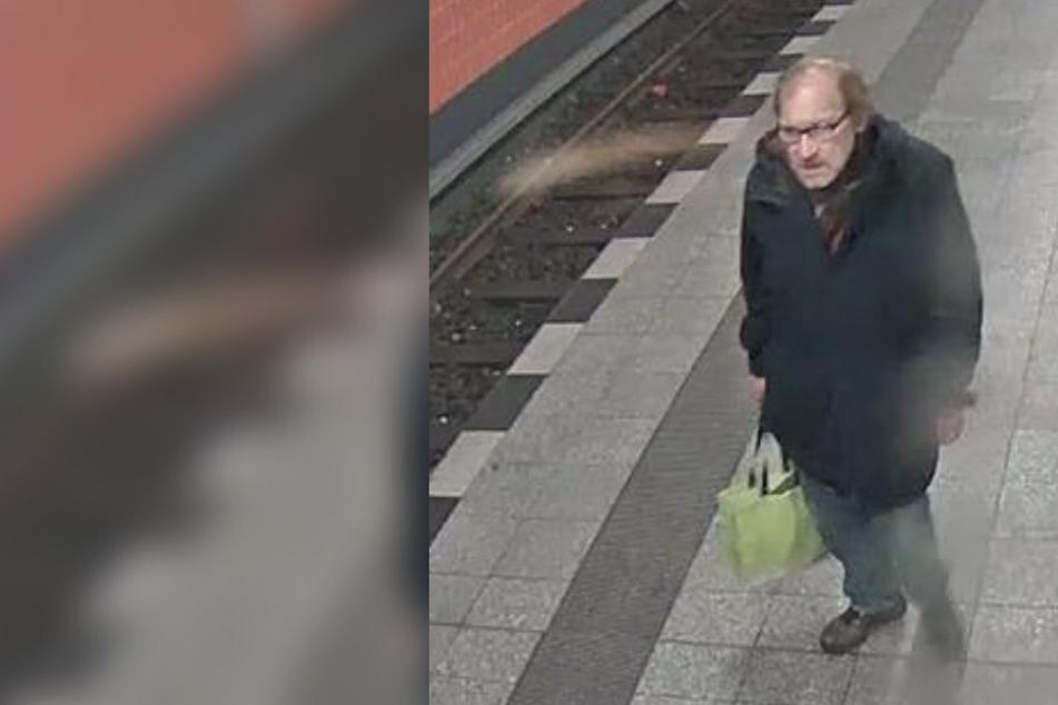 Berlin: Brandstiftung am Kurt-Schumacher-Haus: Wer kennt diesen Mann?