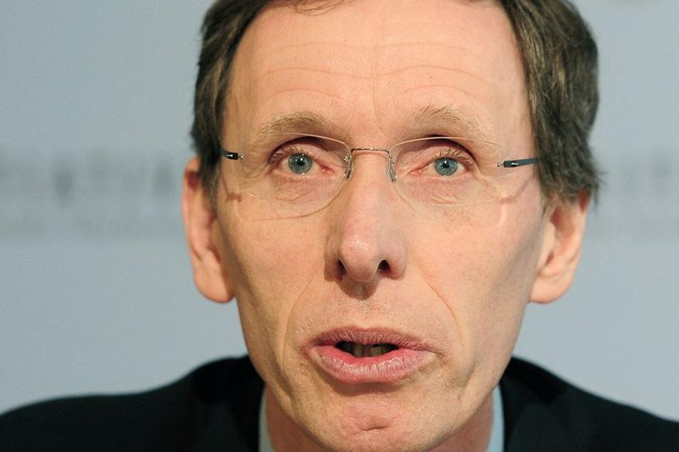 Zeigte sich wenig begeistert von deutschen Schülern: INSM-Geschäftsführer Hubertus Pellengahr.