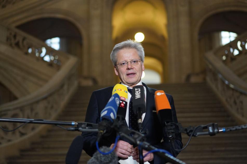 Martin Steltner ist Sprecher der Berliner Ermittlungsbehörde.