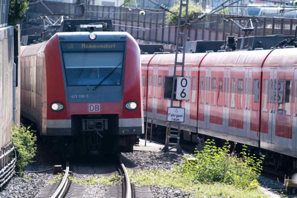 Die S-Bahnen in München sollen modernisiert werden.