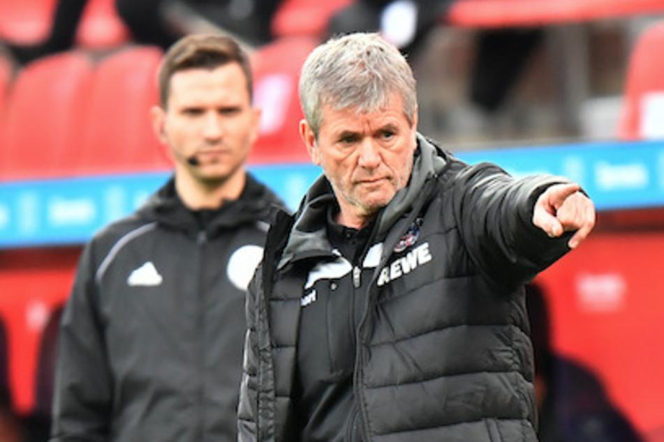 Friedhelm Funkel (67) mag den 1. FC Köln. Nach seiner Trainer-Karriere bietet er sich jetzt als Berater an.