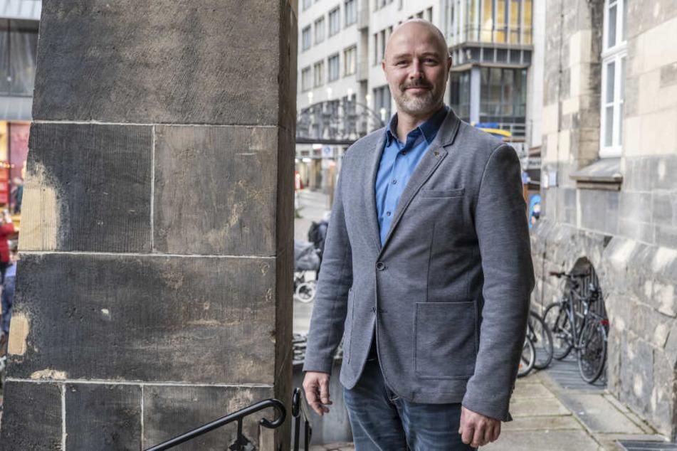 Nico Köhler (44, AfD) verzichtet auf die Chemnitzer OB-Kandidatur.