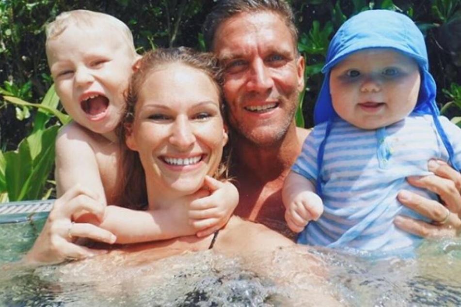 Janni Hönscheid (29) und Peer Kusmagk (44) wollen ihr Leben noch nachhaltiger gestalten.